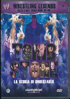 Tumb Stone La Storia di Undertaker - Wrestling Legends Tutti i - DVD D041029