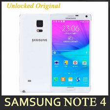 Original SAMSUNG  Galaxy Note IV 4 SM-N910F 4G LTE 32GB (Unlocked) Smartphone