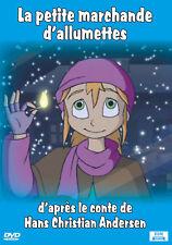 DVD La petite marchande d'allumettes d'après le conte de Hans Christian Andersen