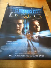 Paul Walker, Joshua Jackson - The Skulls Video Poster