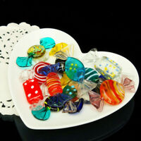 12Pcs Vintage Glass Sweets Candy Decor Kids Gift Birthday Party Decor Wedding