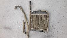 2001 Arctic Cat ac 400 500 4x4 RADIATOR CAP hose SCREEN 2000 04-0414 cooling