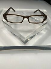 * KLiiK Denmark  KLiiK 285  Eyeglass Frames Color 143, 48-15-135. New. MK19 Sc8*