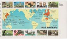 WWII North American Stamps