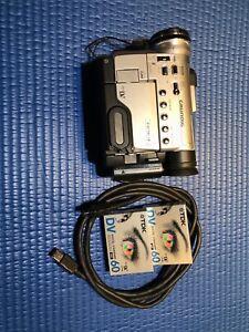 Camcorder mini DV Grunding Scenos DLC 2000