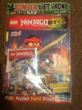 Ninjago LEGO Instruction Manuals
