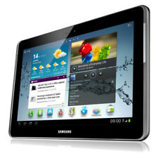Samsung Galaxy Tab 2, Black/Silver, 10.1in - WiFi + Cellular (Verizon) - VGC