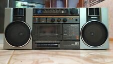 Sharp GF A1 H(BR)  Ghetto Blaster Radio Recorder boombox