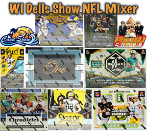 GREEN BAY PACKERS 2020 Select One Chronicles Playbook NFL 8-Box Break