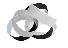 100 Braccialetti Tyvek -braccialetti -Bracciali événementiels bianco/white/