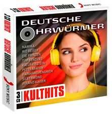 Deutsche Ohrwürmer - Kulthits - Exklusive Edition [3 CD Box Set] [2021]