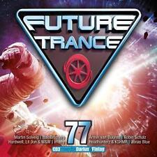 FUTURE TRANCE 77 -- 3 CD  NEU & OVP 26.08.2016