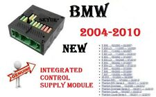 Integrated Supply Control Module IVM For BMW E60 E63 E64 E65 E66 E53 X5 GENUINE