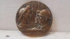 gran medalla bronce 3e rta 3 argelino tirailleurs atribuido bazor militar