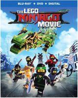 The Lego Ninjago Movie [New Blu-ray] With DVD, Digital Copy