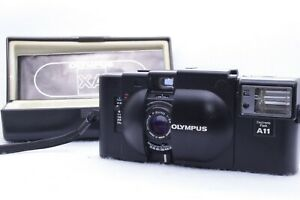 【EXCELLENT+++++】 Olympus XA+A11 Flash 35mm Rangefinder Point & Shoot Japan