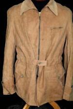 Rare Vintage 597mS Marrone pelle di Daino Stetson Craft Giacca in  Scamosciata d10a0c79a43