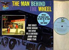 THE MAN BEHIND THE WHEEL dave dudley/george morgan/johnny bond/willis bros LP