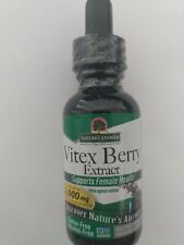 NATURES ANSWER - Vitex Berry Alcohol Free Extract Top Quality 1 fl. oz. (30 ml)