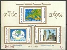 Europa Cept Ksze Rumänien Block 174+175 ** Michel 17 Euro Europa Briefmarken