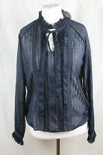 Pepe Jeans Bluse,transparent,Damen Gr.L (42),neu