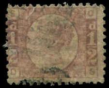 Great Britain Scott #58 Plate #15 Used
