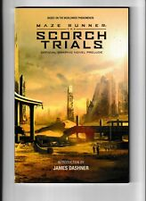 Maze Runner: The Scorch Trials TPB Prelude, Boom Studies; $4 FlatRate Shipping!