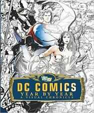 DC Comics Year by Year: A Visual Chronicle (2010) ..NEW Hardcover