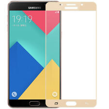 3D Echtglas Samsung Galaxy A7 2016 (A710) Full Screen Cover Folie Curved 9H