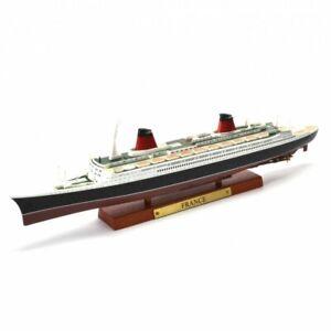SS FRANCE Transatlantic 1:1250 Ocean Liners boat Atlas Diecast