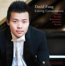 David Fung - Evening Conversations [New CD]