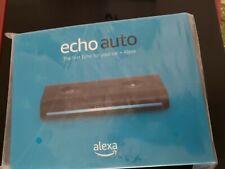 Amazon Echo Auto Smart Car Speaker with Alexa BRAND NEW FACTORY SEALED