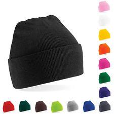 Beechfield - Cuffed Beanie Wintermütze Strickmütze Mütze Cap Knitted Hat