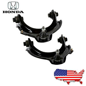 For 2003-2007 Honda Accord 2004-2008 TSX Front Upper Control Arm&Ball Joint Pair