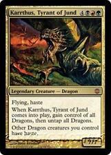 KARRTHUS, TYRANT OF JUND Alara Reborn MTG Gold Creature — Dragon MYTHIC RARE