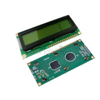 1/2/5/10PCS 1602 16x2 HD44780 LCD Character Display Module LCM Yellow Backlight
