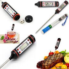 DIGITAL KITCHEN PROBE THERMOMETER FOOD COOKING BBQ MEAT STEAK TURKEY WINE JAM