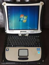 PANASONIC CF-19 TOUGHBOOK RUGGED MK6 CORE i5 8GB LAPTOP 500GB CF-191HYAX1M TOUCH