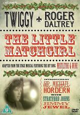 The Little Match Girl  Twiggy, Roger Daltrey, Natalie Morse, Michael NEW R2 DVD