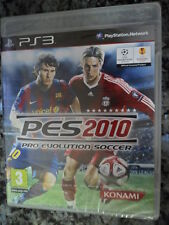 PES 2010 Pro Evolution Soccer Nuevo PS3 Football futbol PAL España..