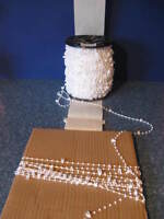 """10 METRES OF PROFESSIONAL 89mm (3.5"""") VERTICAL BLIND BOTTOM CHAIN PARTS/ SPARES"""