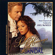 SALLY HEMINGS: AN AMERICAN SCANDAL (TV) (CD) Soundtrack