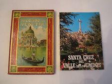 RICORDO DI VENEZIA PHOTO SET & SANTA CRUZ POST CARDS -  - TUB RH-7