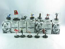 Heroclix siniestro completo le Set, 201-219, venom, Kraven Etc