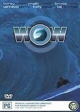 Wow a surfing documentary (DVD, 2004) Region All