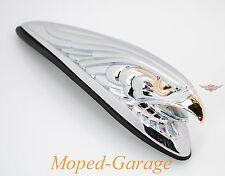 Harley Chrom Drag Eagle Fender Schutzblech Ornament Shovel Sportster Iron Figur