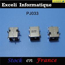 Conector de alimentación dc jack pj033 Asus x54c x54c-bbk7 X54L K53E K53S