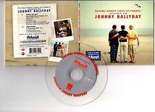 "JOHNNY HALLYDAY ""Pauvres Diables"" (CD Digipack) b.o. de ""15 Août"" 2001"