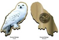 Harry Potter - Hedwig Badge-HMBPBADHP08