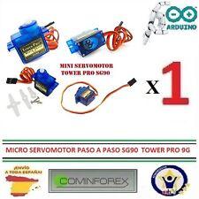 MICROSERVO MINI MOTOR Servo 9g SG90 helicóptero avión For RC Robotic Dron  DR39